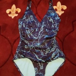 Tommy Bahama ladies swimming suit sz10